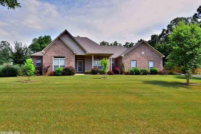 Faulkner County Single Family Home For Sale: 8 Oak Cliff Cove