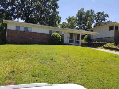 Little Rock Single Family Home New Listing: 15 Southmont