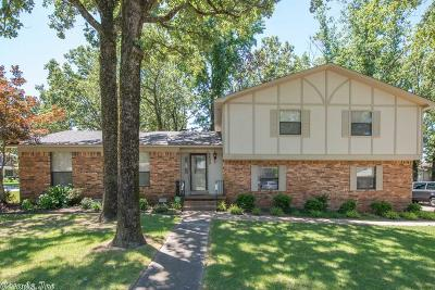 North Little Rock Single Family Home For Sale: 2605 Cedar Creek Rd