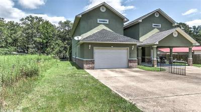 Garland County Condo/Townhouse For Sale: 227 Long Beach Dr.