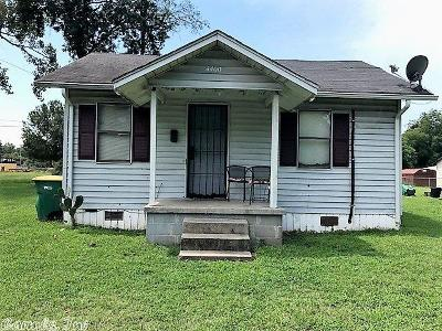 North Little Rock Single Family Home New Listing: 4400 Alma Street
