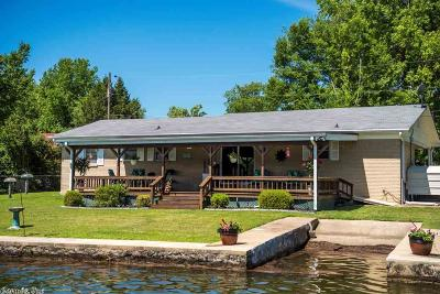 Hot Springs Single Family Home New Listing: 141 Pleasure Isle Point