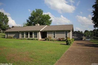 Garland County Single Family Home Price Change: 100 Yorkshire Drive