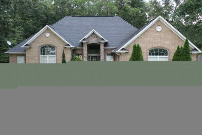 Little Rock Single Family Home New Listing: 5297 Pear Orchard