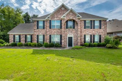 Little Rock Single Family Home For Sale: 2606 Sweetgrass Drive