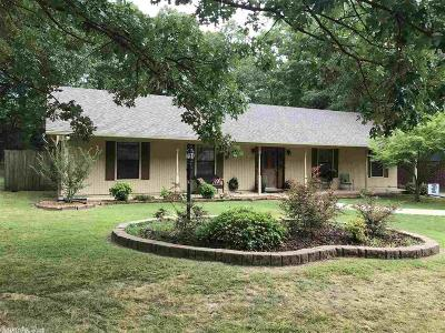 White Hall AR Single Family Home For Sale: $154,000