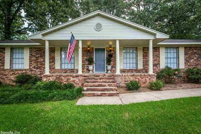 North Little Rock Single Family Home New Listing: 7000 Pontiac Drive
