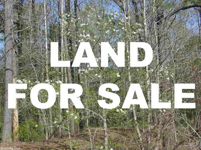 Residential Lots & Land New Listing: Lot 13 Panther Cove Dr.