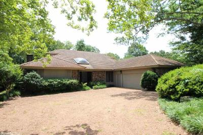 Heber Springs Single Family Home For Sale: 806 Ridge Road