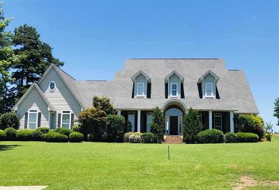 Bowie County Single Family Home For Sale: 3620 Shilling Road
