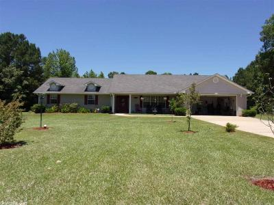 Grant County, Saline County Single Family Home For Sale: 4268 Highway 190 E