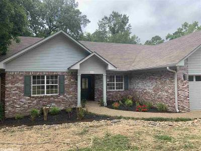 Garland County Single Family Home New Listing: 1514 Marion Anderson Road