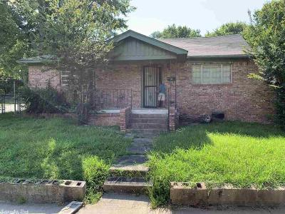 Single Family Home Under Contract: 1822 Rock