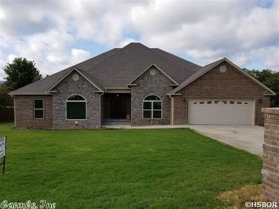 Garland County Single Family Home New Listing: 189 Westwinds