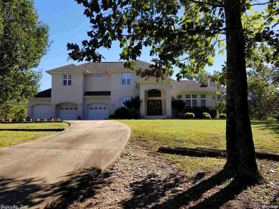 Garland County Single Family Home For Sale: 216 Valley Acres
