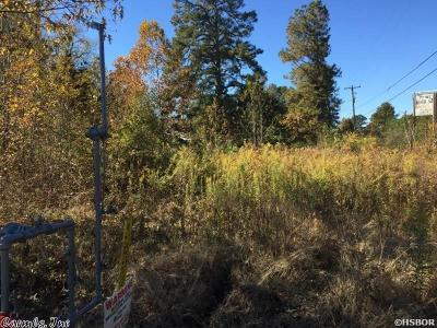 Hot Springs AR Residential Lots & Land Price Change: $59,500