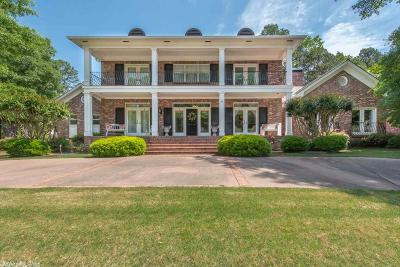 Little Rock Single Family Home New Listing: 166 Hickory Creek Circle