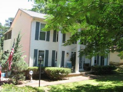 Fairfield Bay Single Family Home For Sale: 315 Castle Ridge Heights