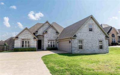 Single Family Home For Sale: 2501 Granite Pointe