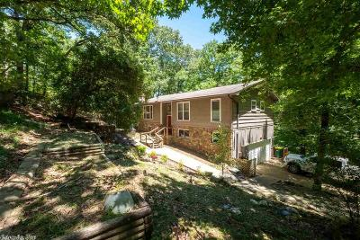 Little Rock Single Family Home New Listing: 15100 Gorgeous View Trail