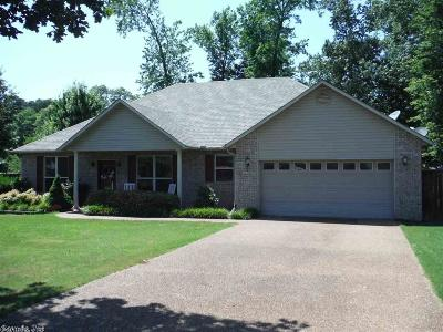 Heber Springs Single Family Home For Sale: 880 Copperfield Cove