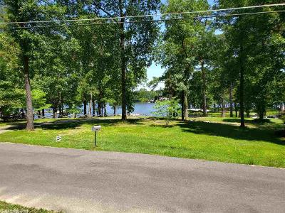 Garland County Residential Lots & Land New Listing: 146 North Shore Terrace