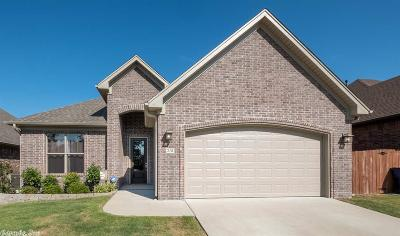 Maumelle Single Family Home New Listing: 231 Nantucket Loop