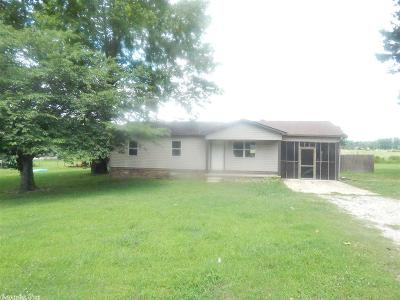 Paragould AR Single Family Home New Listing: $90,000