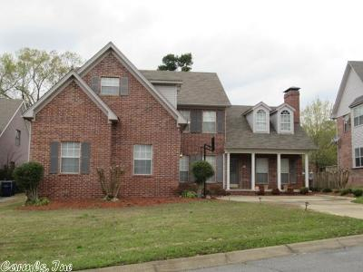 Maumelle Single Family Home New Listing: 58 Masters Place Drive