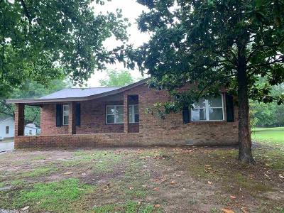 White Hall AR Single Family Home New Listing: $108,000