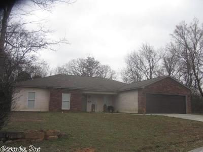 North Little Rock Single Family Home Under Con. Before Listed: 1500 Harold Street