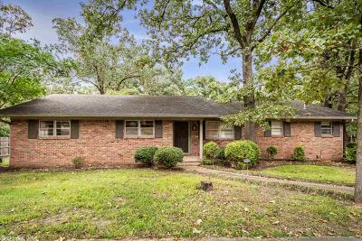 North Little Rock Single Family Home New Listing: 1821 McCain