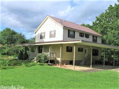 Van Buren County Single Family Home New Listing: 3295 Oyler Road
