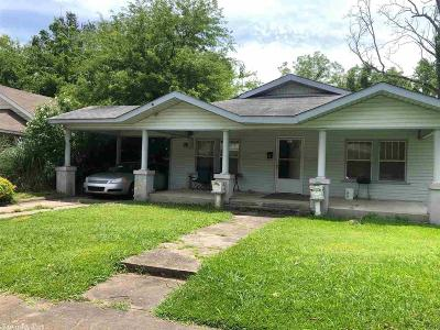 Garland County Single Family Home New Listing: 717 Garland