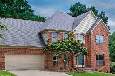 Little Rock Single Family Home New Listing: 9 Black Bear Court