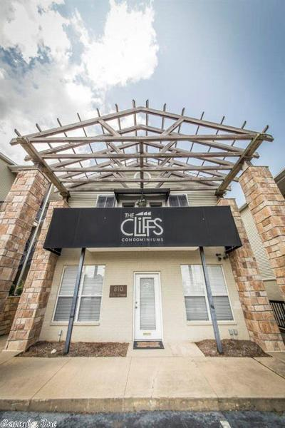 Little Rock Condo/Townhouse New Listing: 820 North Street #8