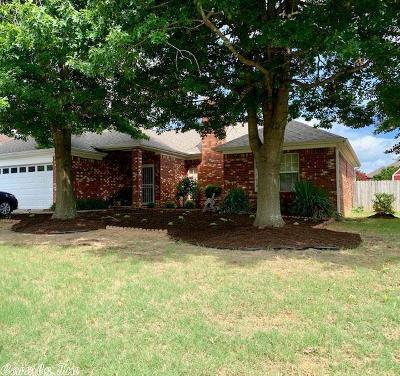 Searcy Single Family Home For Sale: 2314 Cattail