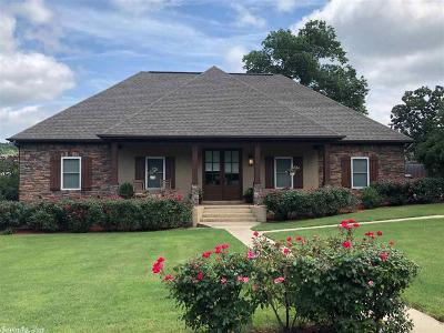 Hot Springs Single Family Home For Sale: 118 Beulah Land Place