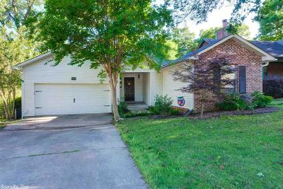Little Rock Single Family Home New Listing: 11413 Hickory Hill