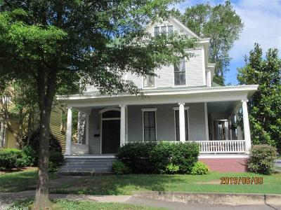 Little Rock Single Family Home New Listing: 1700 S Arch