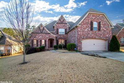 Little Rock Single Family Home For Sale: 229 Epernay Loop