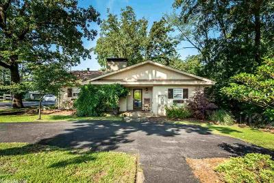 Hot Springs Single Family Home Price Change: 106 Whispering Pine Cove