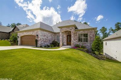 Little Rock Single Family Home For Sale: 19218 Summershade Drive