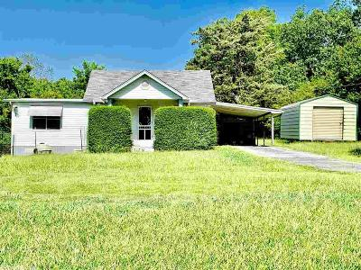 Pearcy Single Family Home For Sale: 356 Aldridge Road