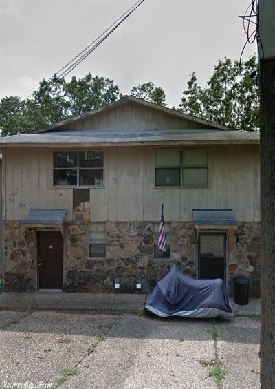 North Little Rock Multi Family Home For Sale: 2831 John F. Kennedy Blvd