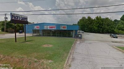 Little Rock Commercial For Sale: 9524 Interstate 30