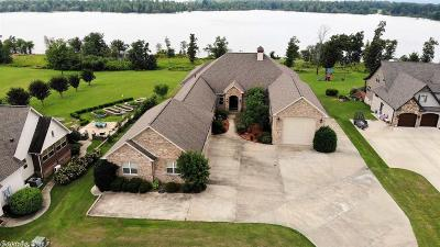 Greers Ferry Single Family Home For Sale: 50 Emerald Lane