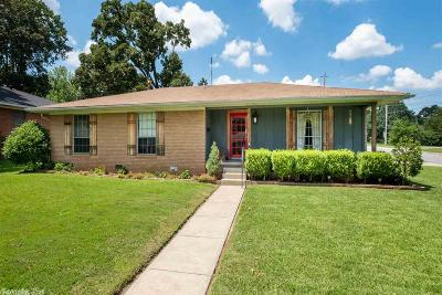 North Little Rock Single Family Home Under Con. Before Listed: 501 W L Avenue