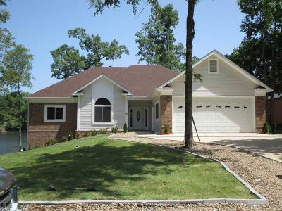 Hot Springs Vill., Hot Springs Village Single Family Home For Sale: 46 Marinero Way