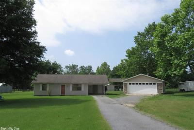 Beebe Single Family Home For Sale: 432 Hwy 321 Highway